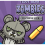 Teddy Bear Zombies: Machine Gun